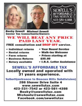 Sewells Tax